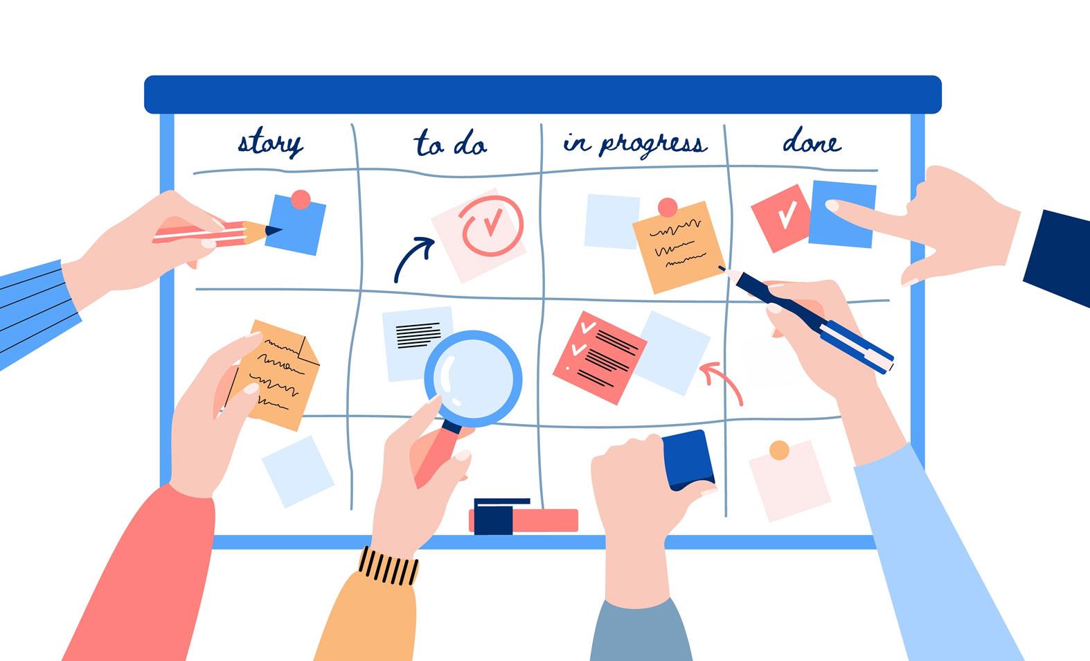 ¿Qué es la metodología Agile y la metodología OKR? ¿Cuál es mejor para tu empresa?