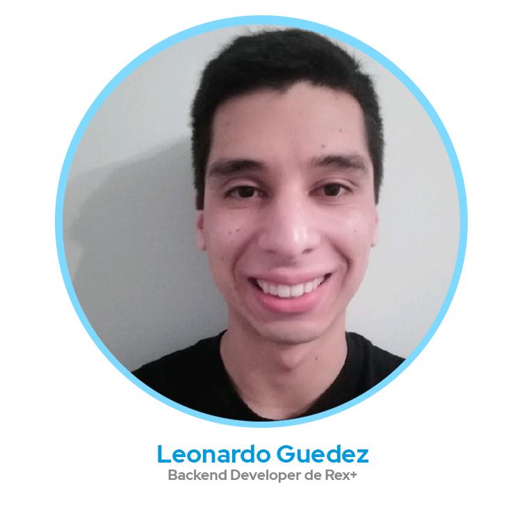 Leonardo Guedez Rex+